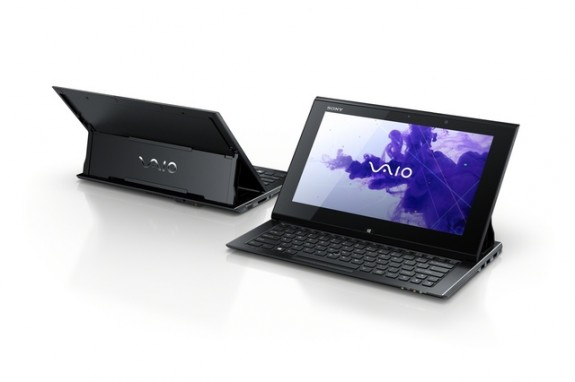 Sony VAIO DUO 11 Hybrid convertible Ultrabook