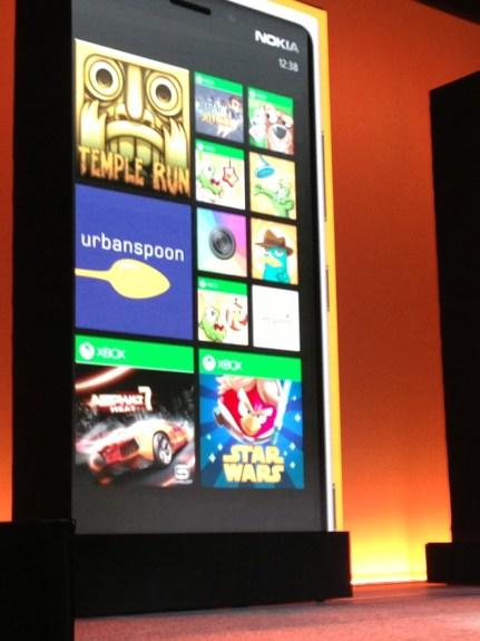 Windows Phone 8 apps