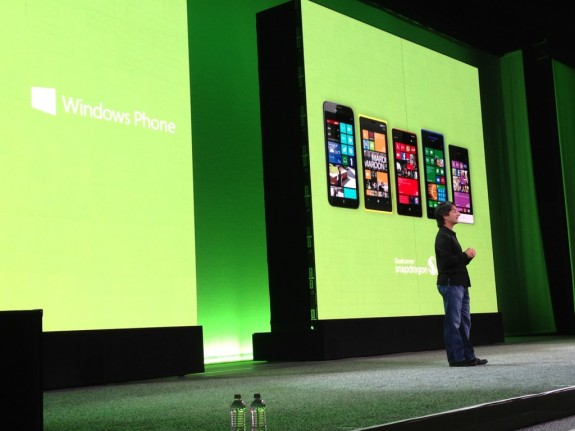 Windows Phone 8 launch