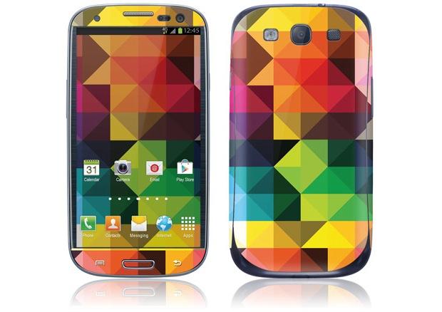 Galaxy S3 Gelaskin Skin