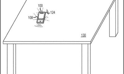 Apple Vibrate Patent