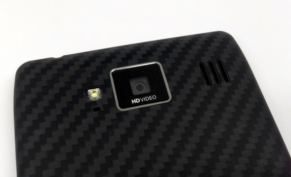 Droid RAZR MAXX HD review speaker