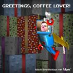 Folgers Holiday App2