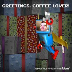 Folgers Holiday App2