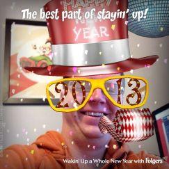 Folgers Holiday App3