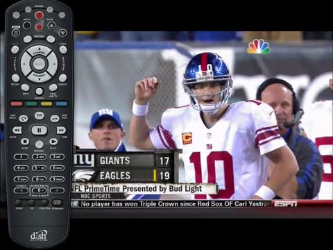 Live TV NFL iPad