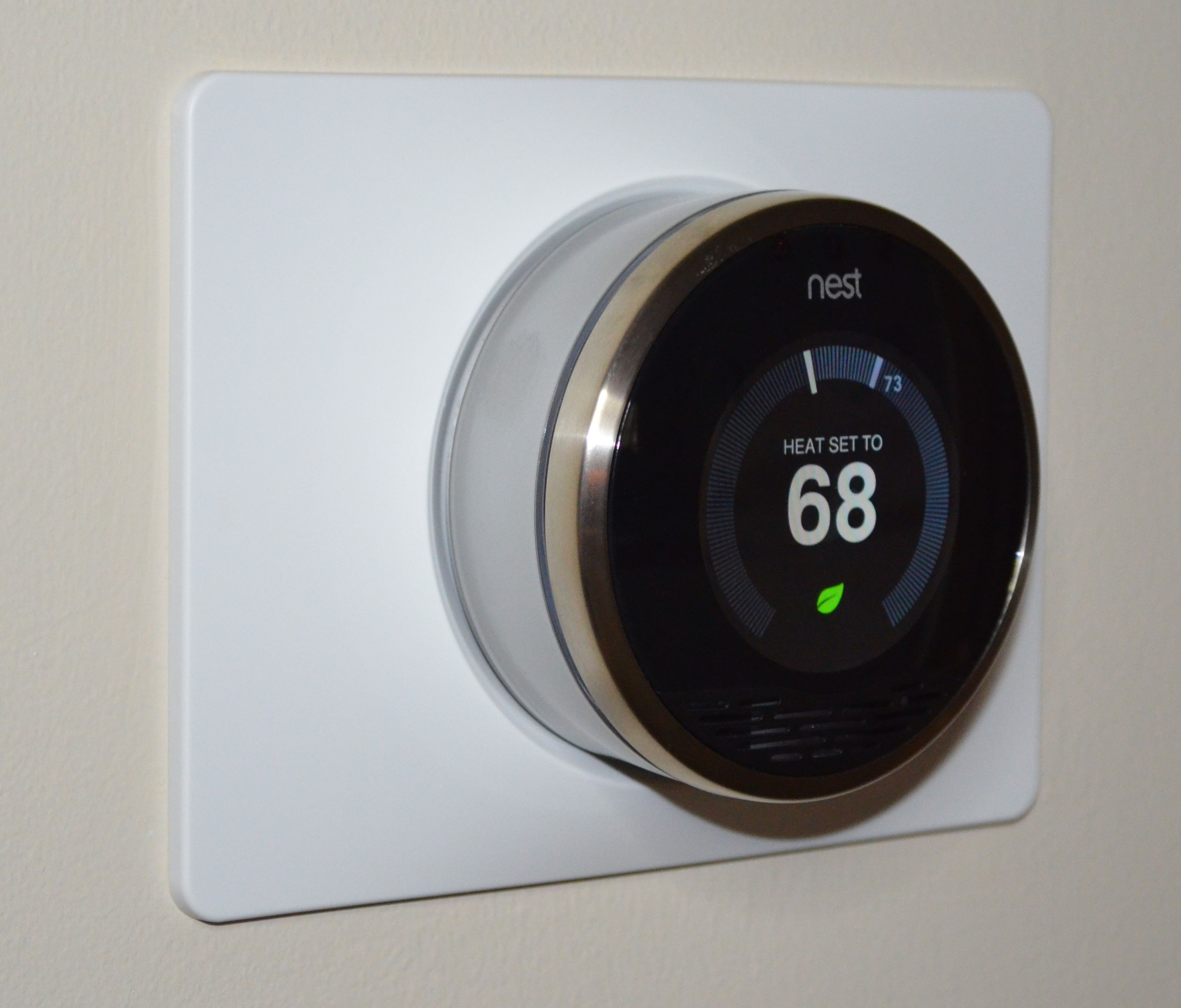 nest thermostat review 6 months with a smart thermostat. Black Bedroom Furniture Sets. Home Design Ideas