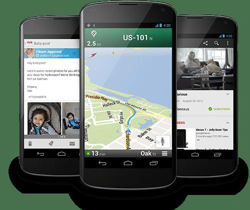 Nexus 4 on sale Google Play time