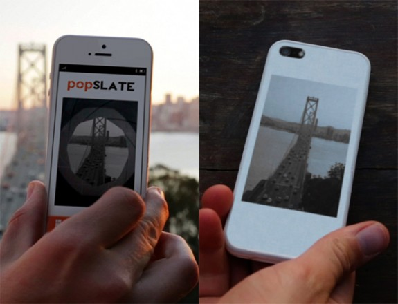 Popslate iPhone 5 case