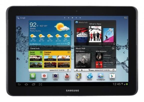Samsung Tablet Black Friday 2012 Deals