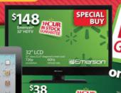 Walmart Black Friday 2012 HDTV deal