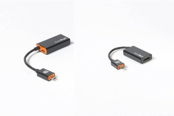 SlimPort HDMi Nexus 4 Micro USB to HDMI adapter