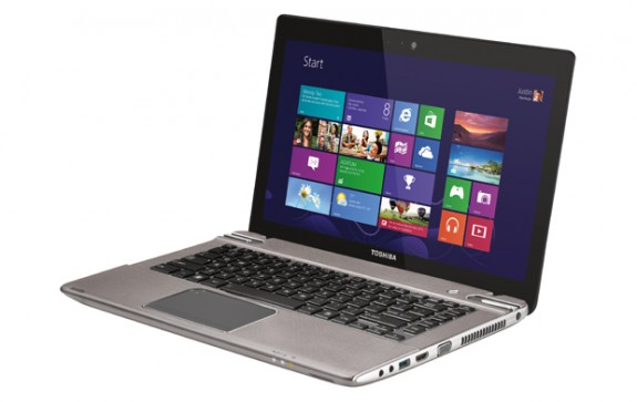 The Toshiba Satellite P845T is an Ultrabook with Touch that starts at $799