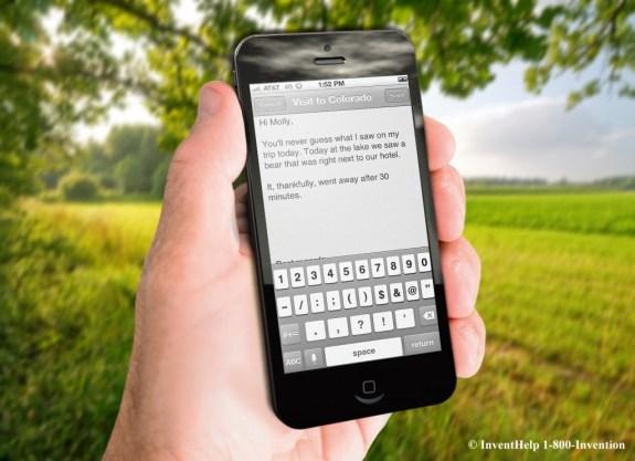 eInk iPhone 5S