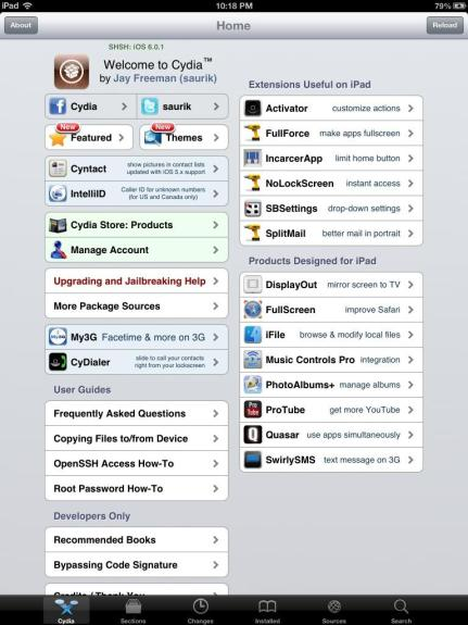 iPad 4th gen jailbreak