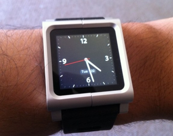 Apple smart watch - iPod nano