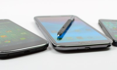Galaxy Note 2 review - S Pen