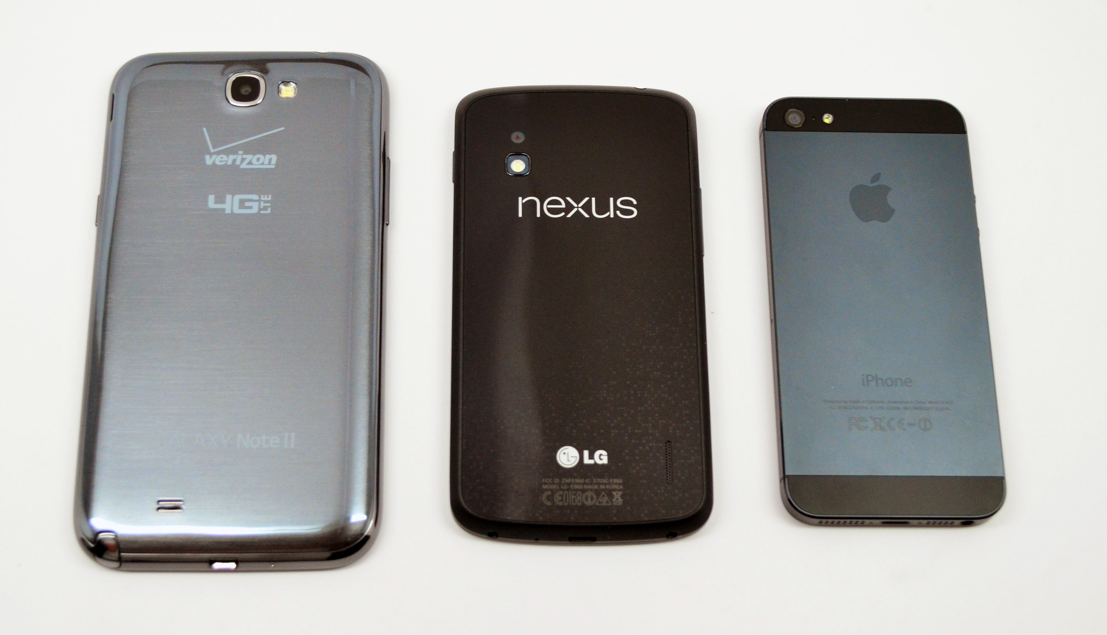 iphone 5 vs nexus 5 Compare the nexus 5 vs iphone 5, read our comparison based on cell network speed, screen resolution, internal processor speed and screen pixel density, and more.