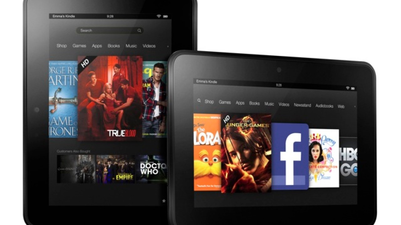How to Set Up Your Kindle Fire HD