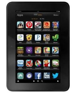 Kindle Fire HD Apps