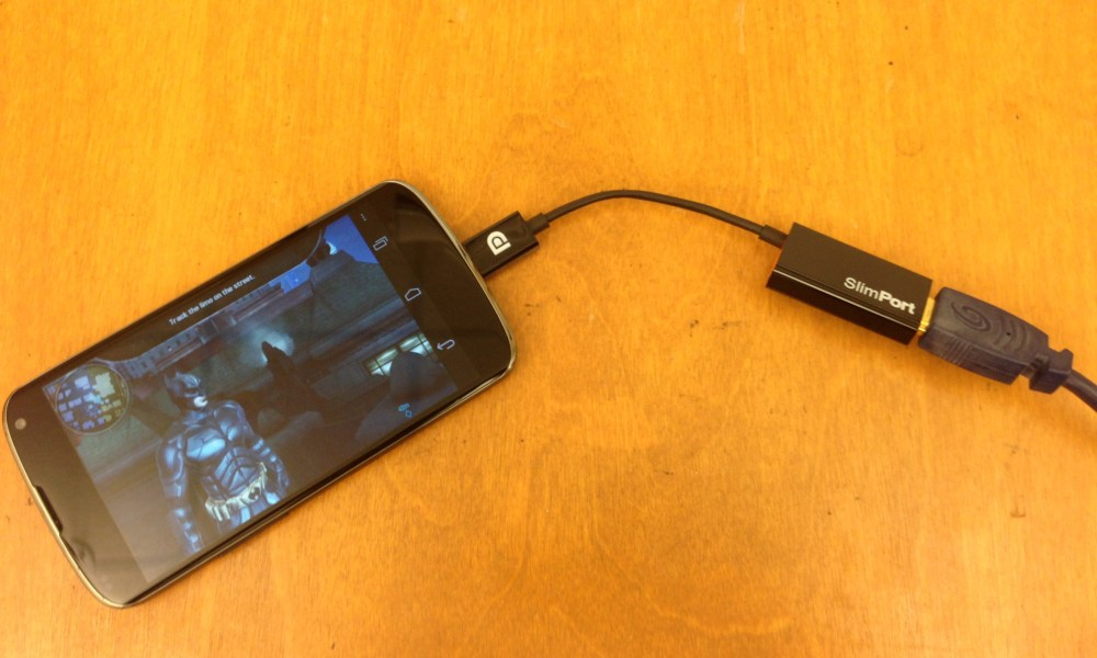 Nexus 4 Slimport Hdmi Adapter Review 30 Micro Usb To