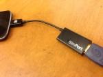 Nexus 4 Slimport HDMI Adapter Review - 7