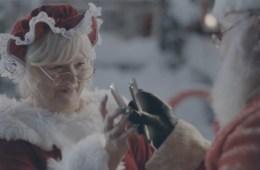 Samsung Santa ad