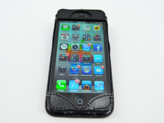 Sena WalletSlim iPhone 5 Case Review - 04