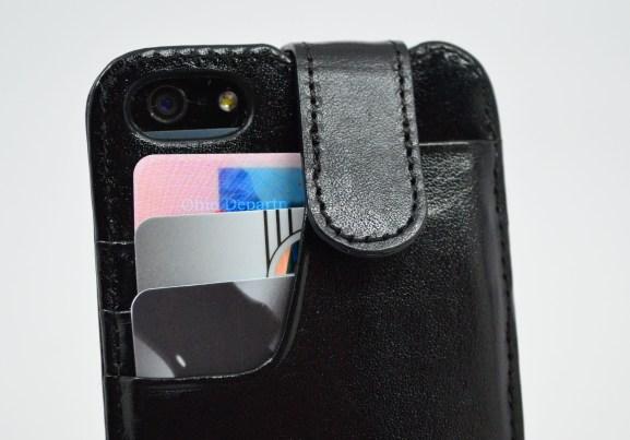 Sena WalletSlim iPhone 5 Case Review - 09