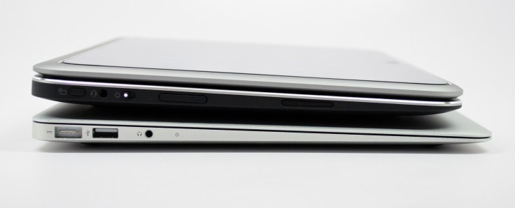 XPS 12 Ultrabook Convertible vs. MacBook Air - 10