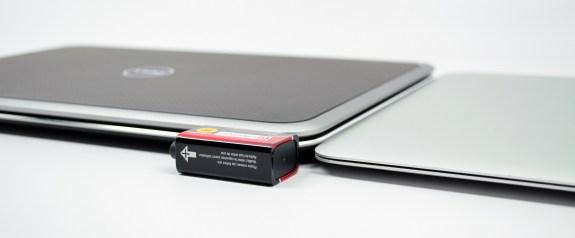 XPS 12 Ultrabook Convertible vs. MacBook Air - 13
