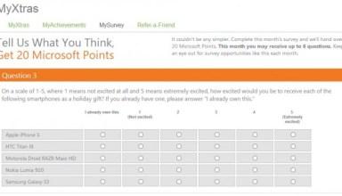 Xbox Survey