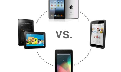 iPad mini Kindle Fire HD Nexus 7 Nook HD flaws
