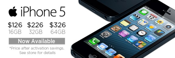 iPhone 5 deals Frys Walmart