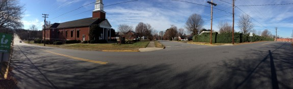 iPhone 5 Panorama
