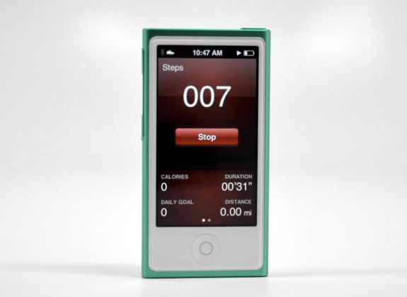 ipod nano review 2012 - Nike Plus