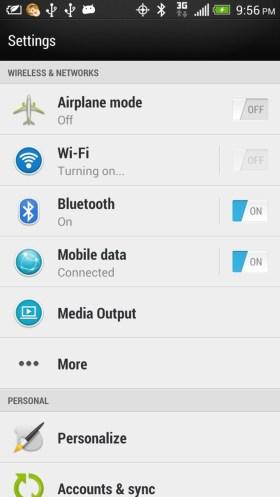 HTC Sense 5 3