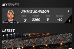 NASCAR Mobile 13 app