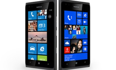 Lumia 900 Windows Phone 7.8