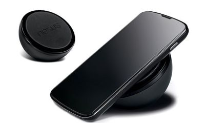 Nexus 4 wireless charging orb release date