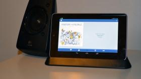 Nexus 7 Dock Review - on1