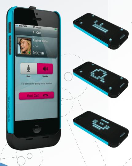 Unu Smart Case iPhone 5 battery