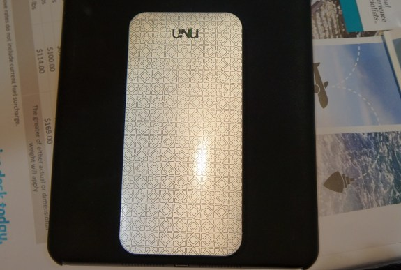 Unu iPhone 5 battery case