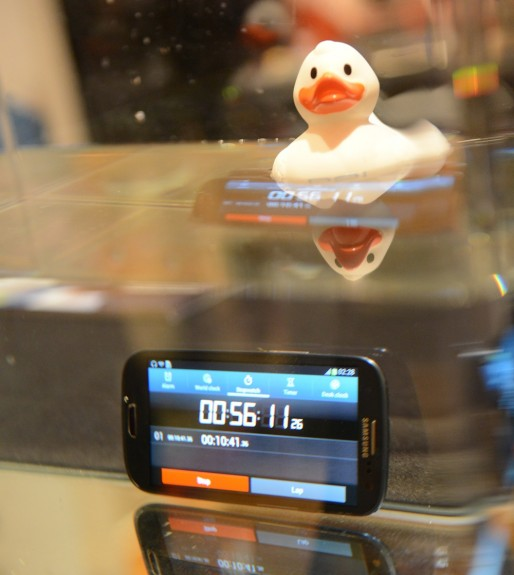 Waterproof Galaxy S3