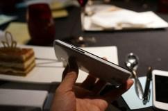 White Nexus 4 side