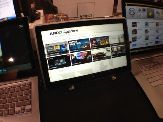 Windows 8 Vizio Tablet