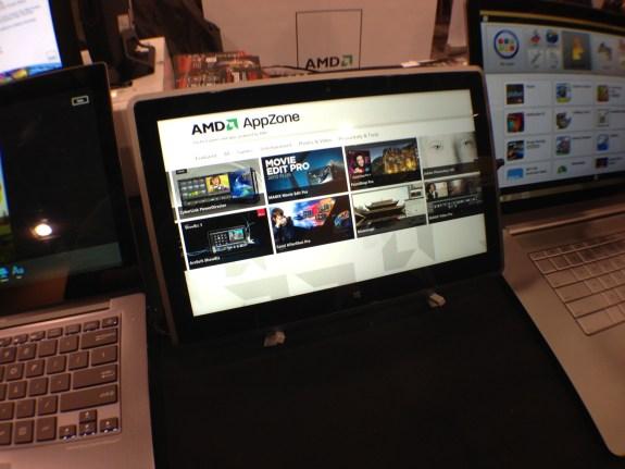 Windows 8 Vizio Tablet