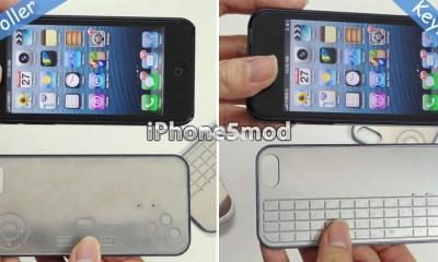 iPhone 5 EX Hyrbid Controller