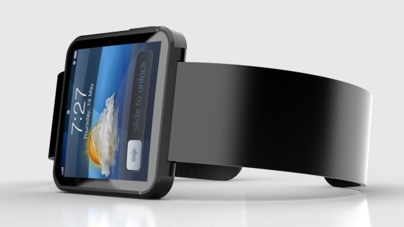 Apple iwatch Render - 3