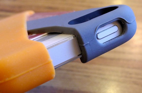 quirky crossover case makes power button hard to press